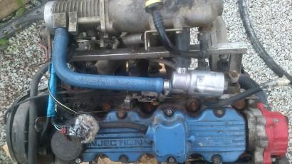 Mootori puhastus