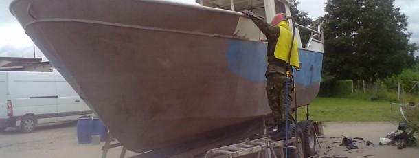 laev puhastamine liivapritsiga 2